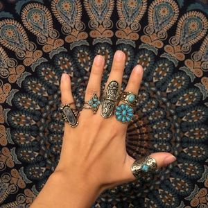 Accessories - Set of rings